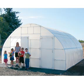 16' x 20' Solexx Conservatory Hobby Greenhouse Kit