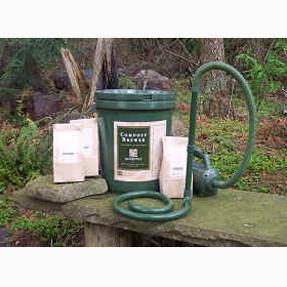 Compost Tea Brewing Kit