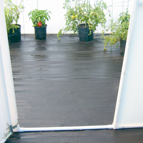 Greenhouse Flooring 10' x 10'