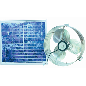 Ventamatic Solar Powered Exhaust Fan