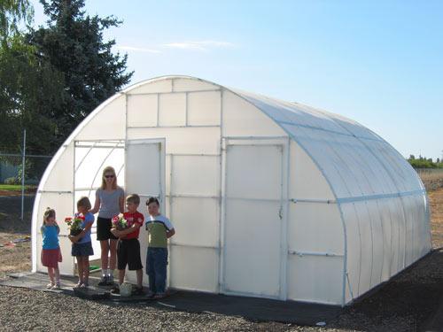 Solexx school greenhouses