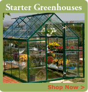 Starter Greenhouses