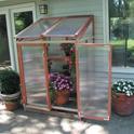 Sunshine Patio Greenhouse