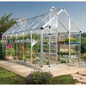 6' x 12' Snap and Grow Cold Frame Greenhouse