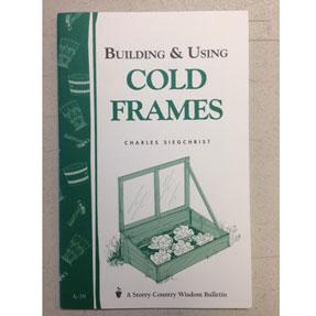 Bulletin: Building & Using Cold Frames