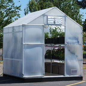 Grow4it All In One Greenhouse Package