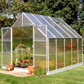 halls magnum greenhouse kit