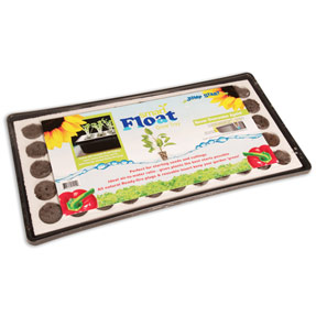 Smart Float Seed Tray